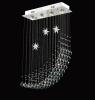 Galaxy K9 Crystal Indoor Ceiling Lighting