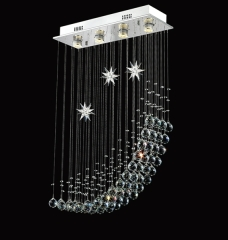 Galaxy K9 Crystal Indoor Ceiling Lighting