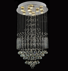 Bullet K9 Crystal Indoor Ceiling Lighting