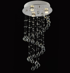 Tomado K9 Crystal Indoor Ceiling Lighting