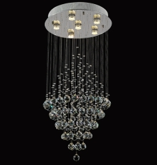 Diamond Hill K9 Crystal Indoor Ceiling Lighting