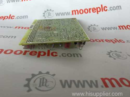 GE (General Electric) IC3600TUAA1 UNI-AMP BOARD