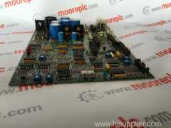 GE IS200EROCH1A Power supply module and output module