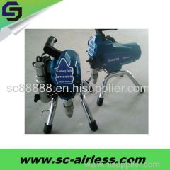 SCentury popular piston pump type ST8395 electrical paint sprayer