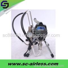 2.5L professional electric airless paint sprayer ST-495 with piston pump