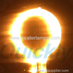 Buy quartz halogen infrared heat lamp for plastic forming