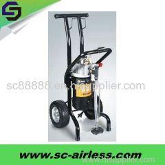 Hot sale 1kw electric diaphragm pump airless paint sprayer