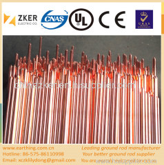 copper sheet best price ground rod