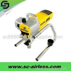 SCentury hot sale 1300w Electric Airless Paint Sprayer
