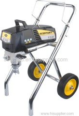 Durable piston pump 1300w paint sprayer airless pump