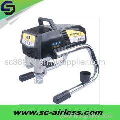 Professional type for wall spray paint machine