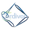 Cardiovascular Thoracic Plastic Surgical Instruments-Needle Holder