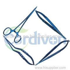 Vascular Thoracic Neurosurgical Plastic surgery Instruments-Needle Holder