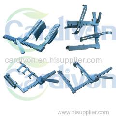 Cardiovascular Thoracic Titanium Surgical Instruments (Retractor)
