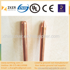copper clad best price ground rod