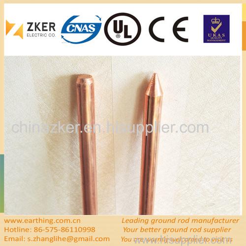 copper clad best price ground rod