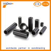 Boron carbide sand blasting spray nozzle