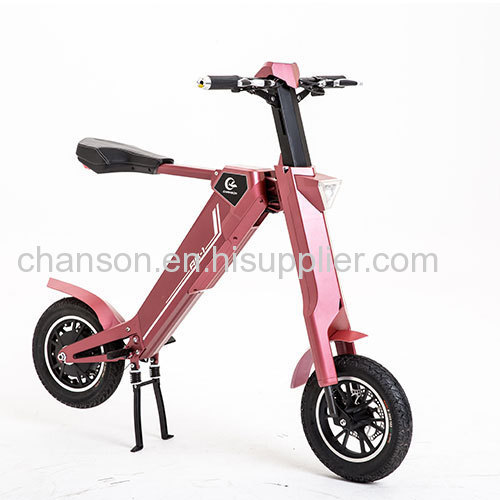 Automatic Smart Foldable commuter scooter