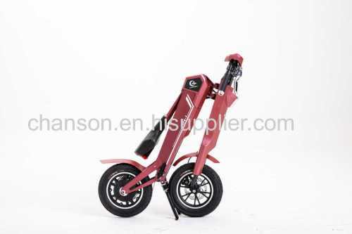 Smart Automatic Foldable fashionable scooter