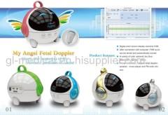 2017 new style Fetal Doppler
