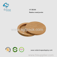 Wood rotating compact magnetic buckle cap