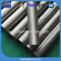 stainless steel rosin tech press filter tube