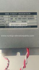 Hyundai liftdelen omvormer WB100GT Inverter