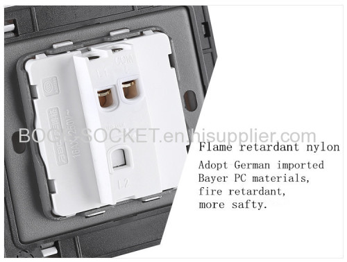 Good quality Easy installation switch