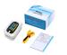 Finger Pulse Oximeter Portable FDA Approved Digital Blood Oxygen and Pulse Sensor Meter with Alarm SPO2