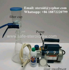 Vacuum Filter with 0.22um Filter Membrane for Steroid Cooking