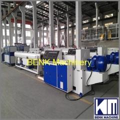 PVC 관 생산 라인