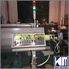 Plastic PVC Pipe extrusion Line for drainage