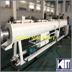pvc pipe making machinery with ABB inverter