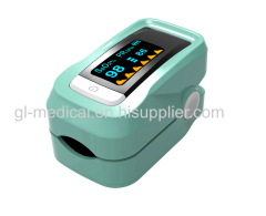 Healthcare Finger Pulse Oximeter