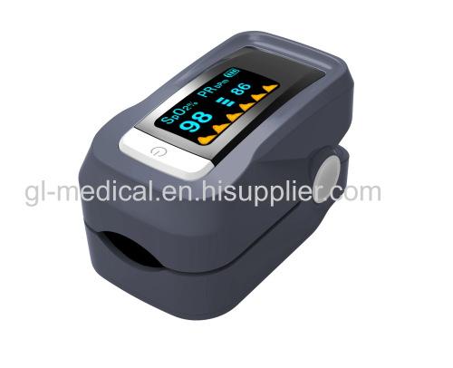 Lightweight Finger Pulse Oximeter