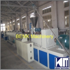 OD 110mm PVC Pipe Production Line