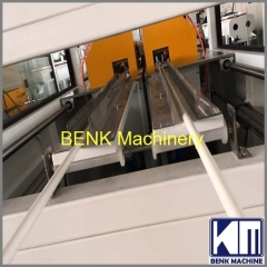 Double Out PVC Pipe Extrusion Line for PVC conduit pipe