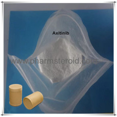Pharmaceutical Off-White Solid Axitinib CAS:319460-85-0 Used in cancer therapy