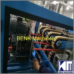 four cavities extrusion die for PVC Pipe Extrusion Machine