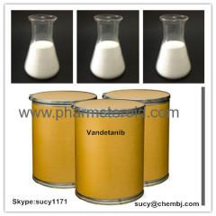 Pharmaceuticals Vandetanib CAS:443913-73-3 Anticancer Drug