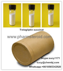 Pharmaceutical Raws Trelagliptin succinat CAS:1029877-94-8 Treating antidiabetic