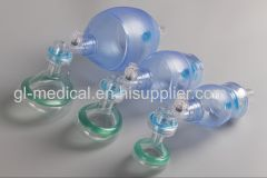 Breathing&respiratory equipment PVC resuscitator