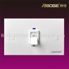115 Plate Automatic Safety Circuit Breaker