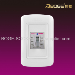 120 Plate Automatic Safety Circuit Breaker