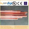 copper clad low carbon steel earthing rod