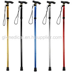 Healthcare Folding walking crutch