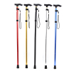 Aluminum alloy Folding walking crutch