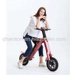 Automatic Smart foldable et electric scooter