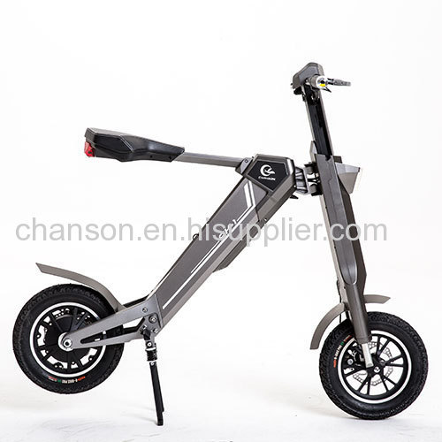 Frirst Smart Automatic Folding Electric Scooter AK-1 Grey