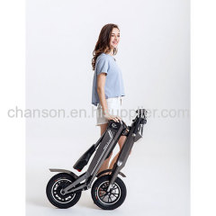 Folding Automatic electric scooter commuter